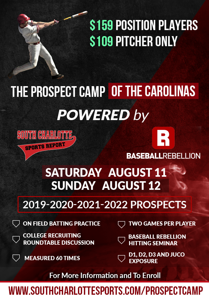 South Charlotte Sports: The 2018 Prospect Camp of the